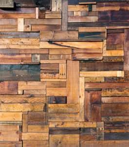 Das Holzpflaster