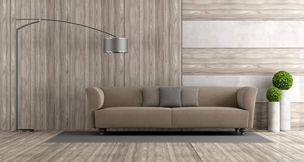 Holzboden als Bodenbelag